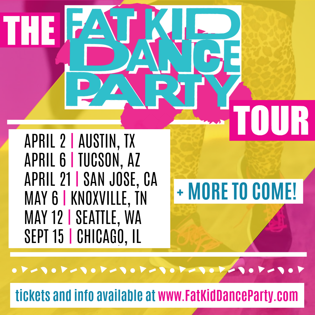 Why We Absolutely Love Fat Kid Dance Party