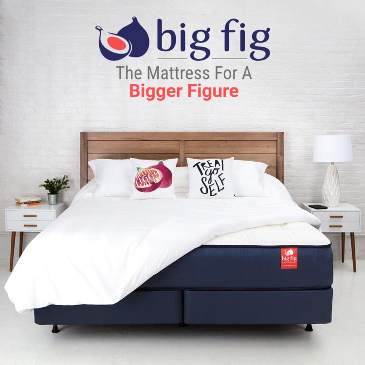 Win a Free Big Fig Mattress Set